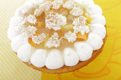 Cream cake Royalty Free Stock Images