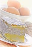 Cream cake - Cream pie Stock Photography