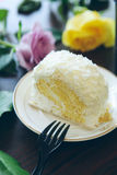 Cream cake Stock Image