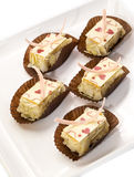 Cream cake Royalty Free Stock Photo