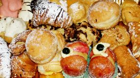 Cream Cakes Royalty Free Stock Image