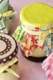 Cream caramel Royalty Free Stock Images