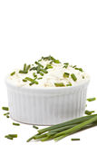 Cream cheese Royalty Free Stock Images