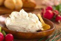 Cream Cheese Stock Photos