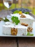 Cream Cheese Terrine Royalty Free Stock Photo