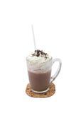 Cream Cocktail Stock Image