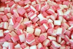 Cream confection Stock Image