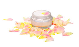 Cream Cosmetic Skin Care Beauty Organic Stock Image