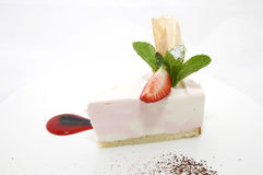 Cream dessert Royalty Free Stock Photos