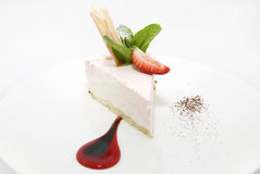 Cream dessert Royalty Free Stock Photography
