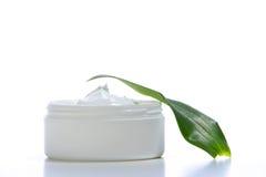 cream facial Стоковая Фотография RF