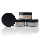 Cream, Gel Or Face Powder in Cans Royalty Free Stock Photo