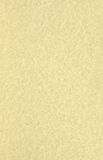 Cream Handmade Paper Texture Royalty Free Stock Photos