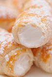 Cream horns Royalty Free Stock Image