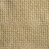 CREAM LIGHT BROWN COARSE WEAVE FABRIC BACKGROUND Royalty Free Stock Photos
