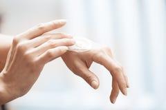 cream moisturizing Стоковые Фото