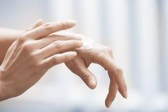 cream moisturizing Стоковое фото RF