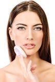 Cream moisturizing Stock Images