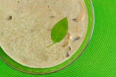 Cream of Mushroom Soup Stock Images