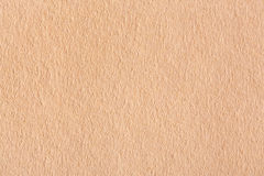 Cream paper texture. High res macro photo Royalty Free Stock Photo