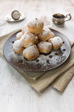 Cream puff Royalty Free Stock Photos