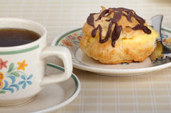 Cream Puff Royalty Free Stock Images