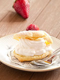 Cream puff Royalty Free Stock Image