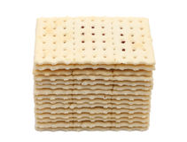 Cream sandwich crackers Royalty Free Stock Photos