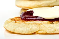 Cream Scones Royalty Free Stock Images
