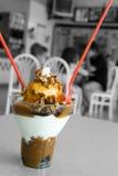 cream sundae льда Стоковое фото RF