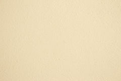 Cream textured wall Royalty Free Stock Images