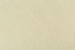 Cream tone abstract background. Paper, texture. Stock Image