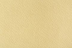 Cream tone water color paper texture. Stock Photography