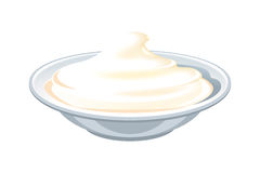 Cream of wheat. Illustration for your projects vector illustration