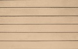 Cream wood background. Cream old wooden wall background Royalty Free Stock Photo