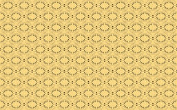 Cream and yellow background Stock Image