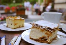 Creamcake Royalty-vrije Stock Afbeelding