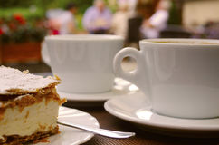 Creamcake Stock Photography