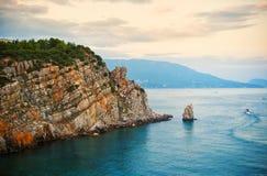 Creamea-Landschaft stockfotos