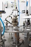 Creamery machine production device Royalty Free Stock Image