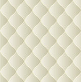 Creamy background. Creamy seamless background - quilted fabric Royalty Free Stock Image