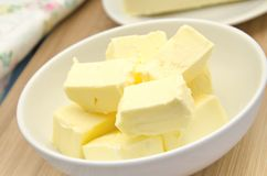Creamy butter Royalty Free Stock Photo