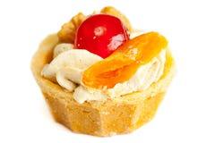 Creamy cake Stock Image