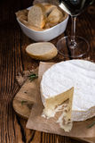 Creamy Camembert Stock Images