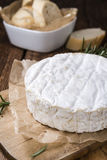 Creamy Camembert Stock Photography