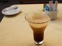 Creamy coffee Royalty Free Stock Photo