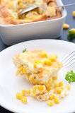 Corn Gratin Stock Images