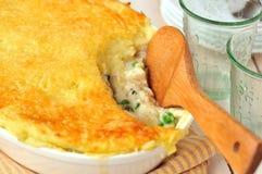 Fish Pie Stock Images
