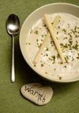 Creamy lemongrass soup for warmth Stock Photos