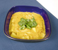 Creamy potato stew Stock Image